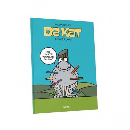 DE KAT GEVAT (TOME 4)