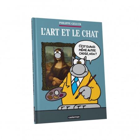 L'ART ET LE CHAT (RÉÉDITION)