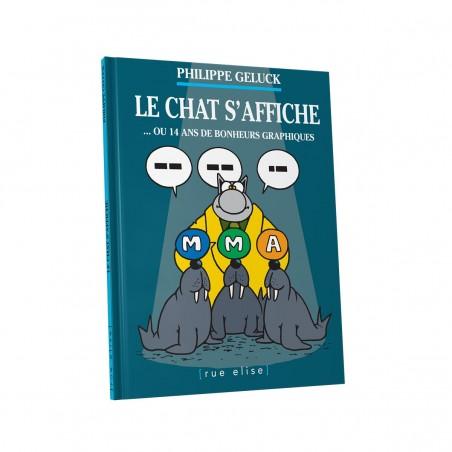 LE CHAT S'AFFICHE