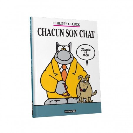 CHACUN SON CHAT (TOME 21)