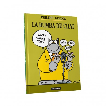 LA RUMBA DU CHAT (TOME 22)