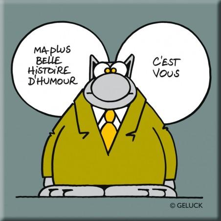 MAGNET - HISTOIRE D'HUMOUR
