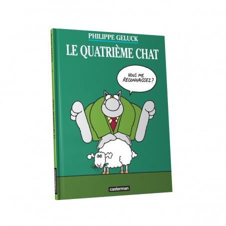 LE QUATRIÈME CHAT (TOME 4)