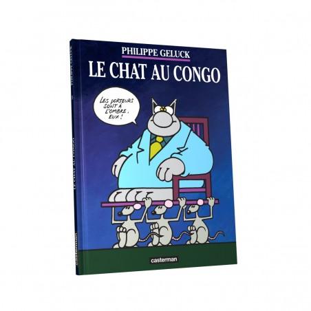 LE CHAT AU CONGO (TOME 5)