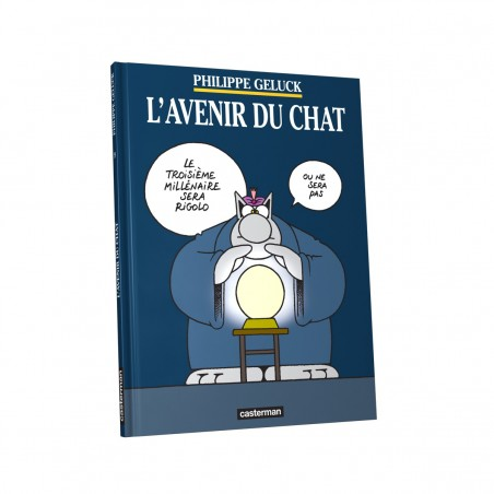 L'AVENIR DU CHAT (TOME 9)