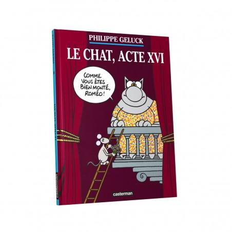 LE CHAT, ACTE XVI (TOME 16)