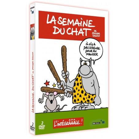 DOUBLE DVD - LA SEMAINE DU CHAT