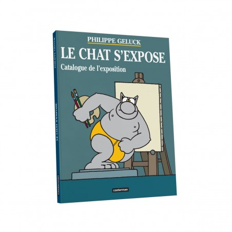 LE CHAT S'EXPOSE (CATALOGUE EXPOSITION)