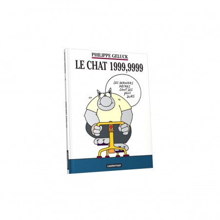 LE CHAT 1999,9999 (TOME 8)