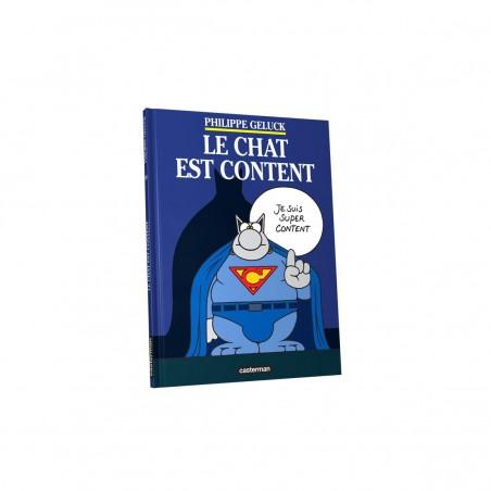 LE CHAT EST CONTENT (TOME 10)