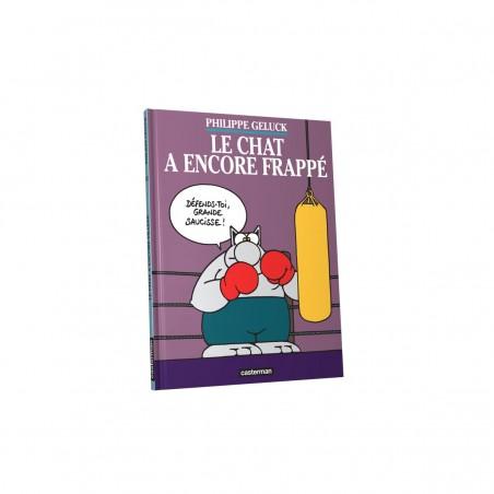 LE CHAT A ENCORE FRAPPÉ (TOME 13)