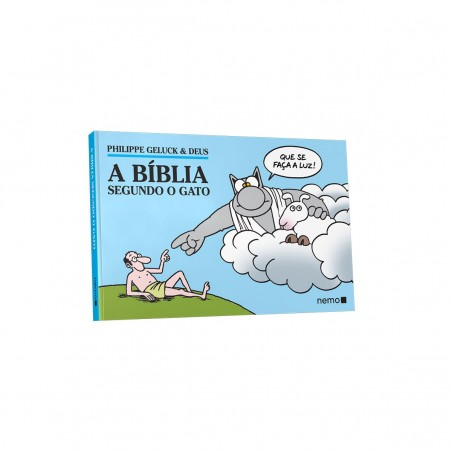 THE BIBLE ACCORDING TO THE CAT