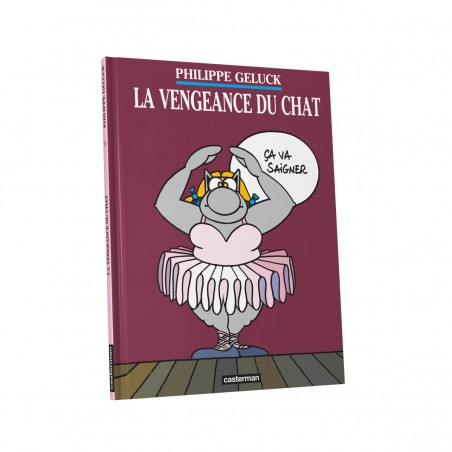 LA VENGEANCE DU CHAT (TOME 3 - RÉÉDITION)
