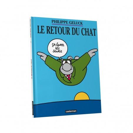 LE RETOUR DU CHAT (TOME 2 - RÉÉDITION)