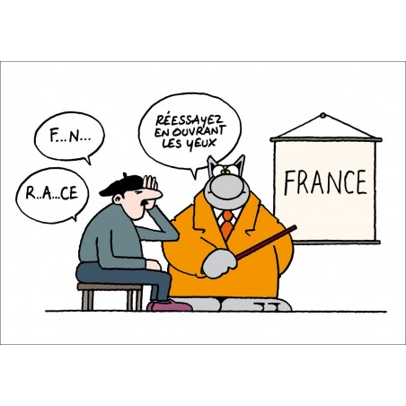CARTE POSTALE - FRANCE