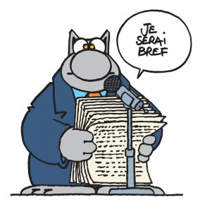 Philippe Geluck – Le Chat – Philippe Geluck : le site officiel – Le chat